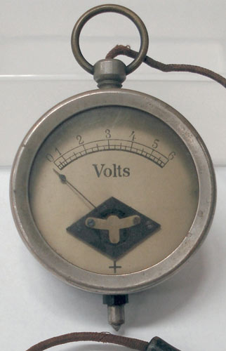 Pocket Voltmeter UK