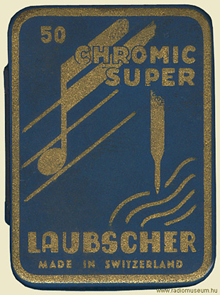 laubscher chromic super